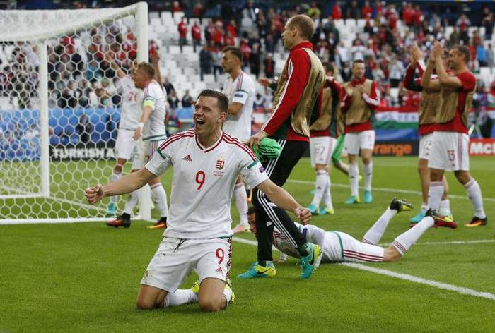 Самые яркие моменты Евро-2016