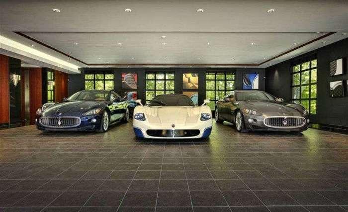 Самые крутые гаражи в мире