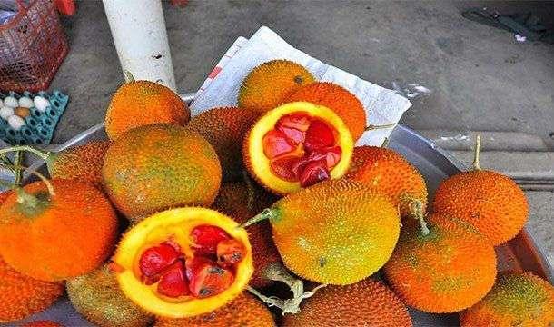 Самые странные фрукты в мире