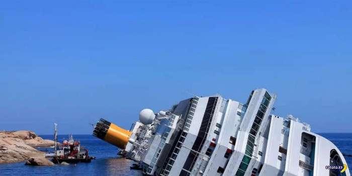 Самые странные происшествия на круизных лайнерах