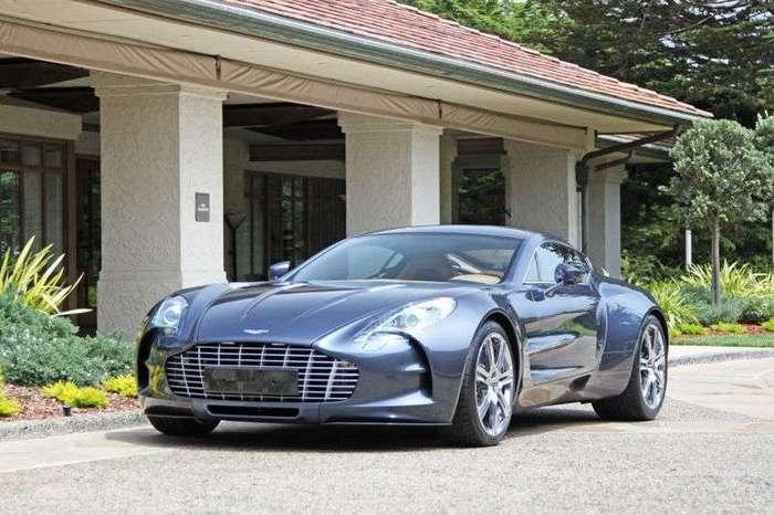 Самый дорогие автомобили, которые любят покупать знаменитости