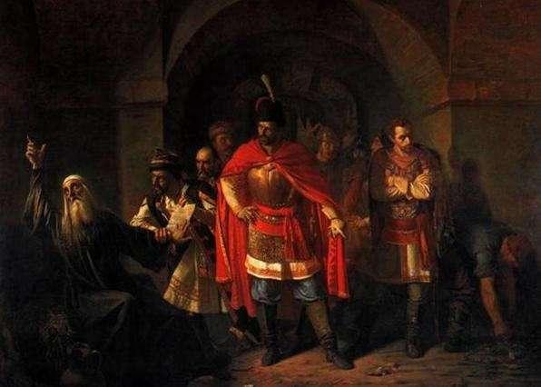Самозванцы русской истории