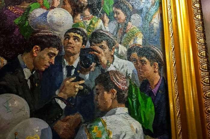 Секретный музей подарков президента Туркменистана