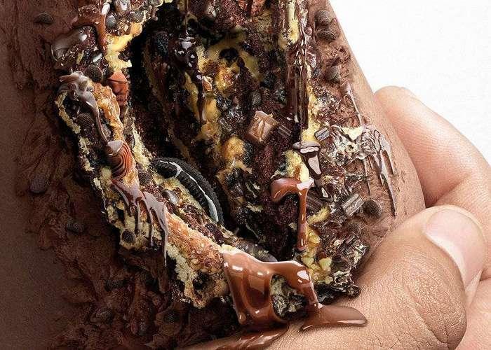 Шокирующие фотографии опасной стороны сладкого