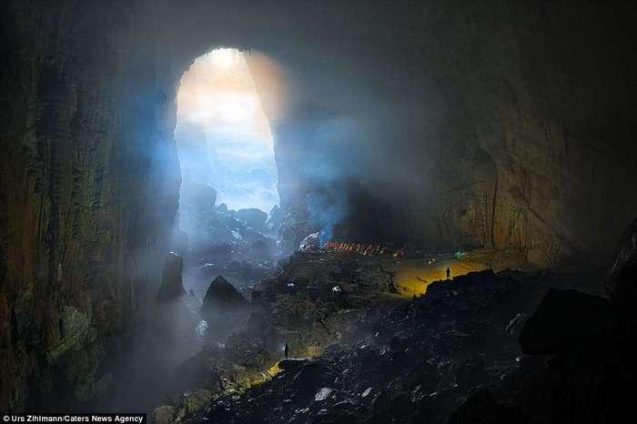 Шондонг: как выглядит самая большая пещера в мире