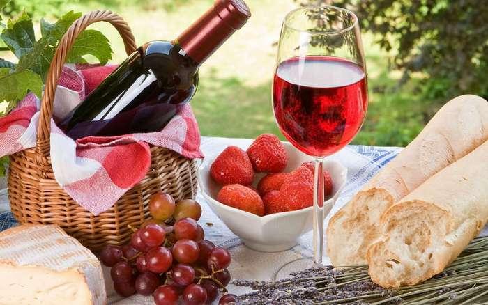 Сила красного вина