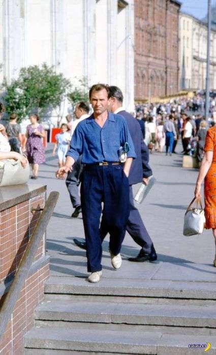 Советская мода