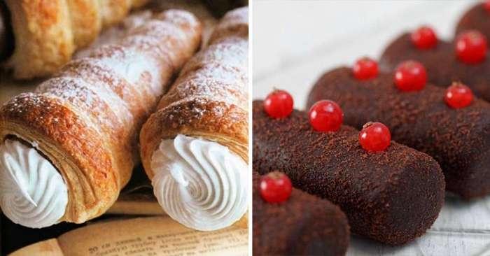 Советские пироженки, которые мы до сих пор не можем забыть