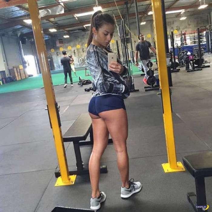 Спортивные девушки - 66