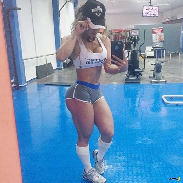 Спортивные девушки - 71