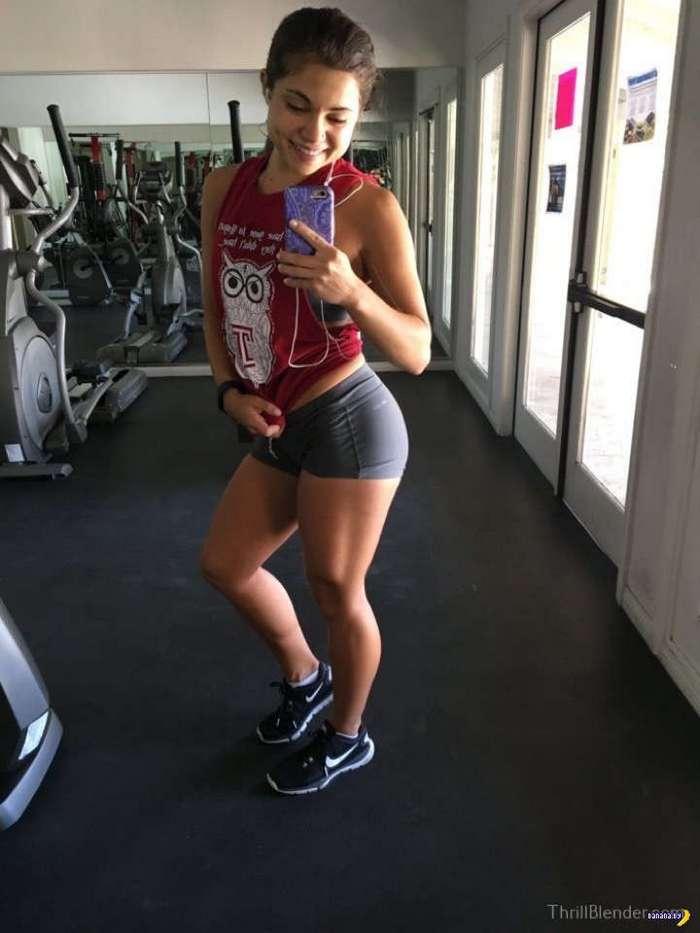 Спортивные девушки - 78