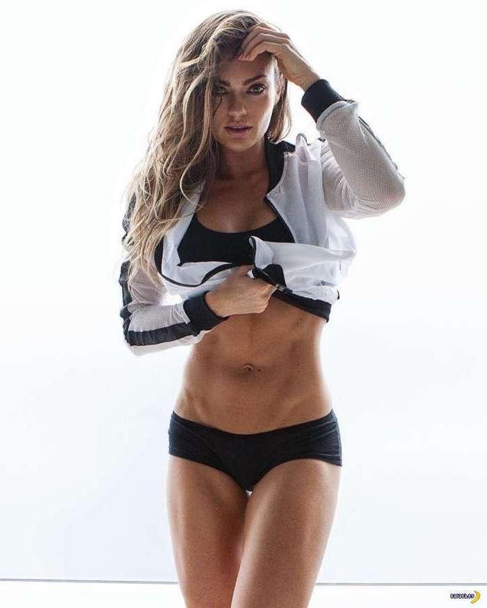 Спортивные девушки - 82