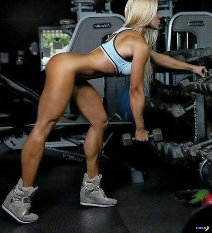 Спортивные девушки - 89