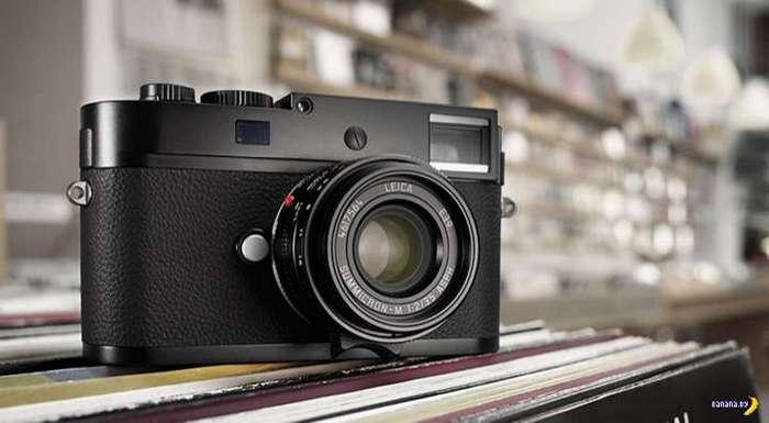 Странная фотокамера Leica M-D