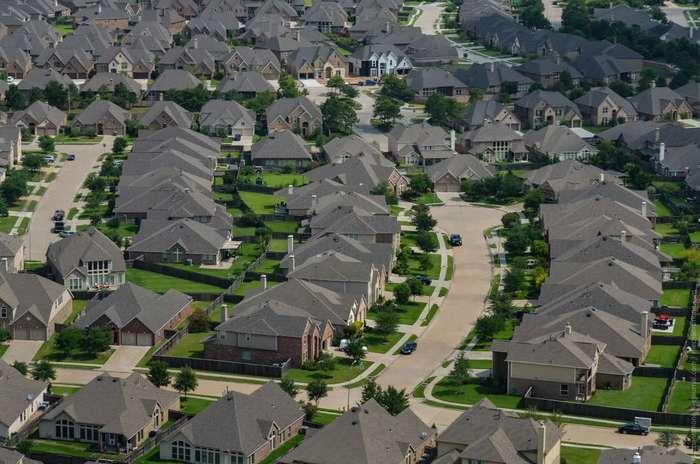 Строим дом в США