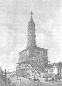 Сухарева башня: «самое страшное место» Москвы