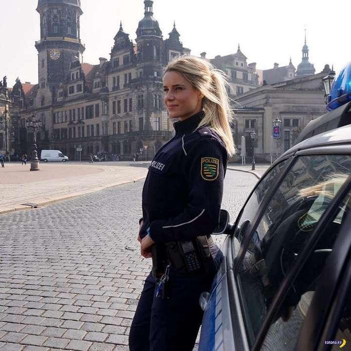Тайна офицера немецкой полиции