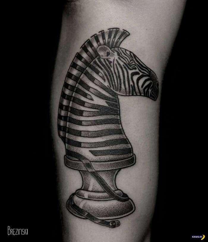 Татуировки на зависть - 72 - Илья Брезинский