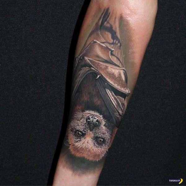 Татуировки на зависть - 73 - Стив Батчер