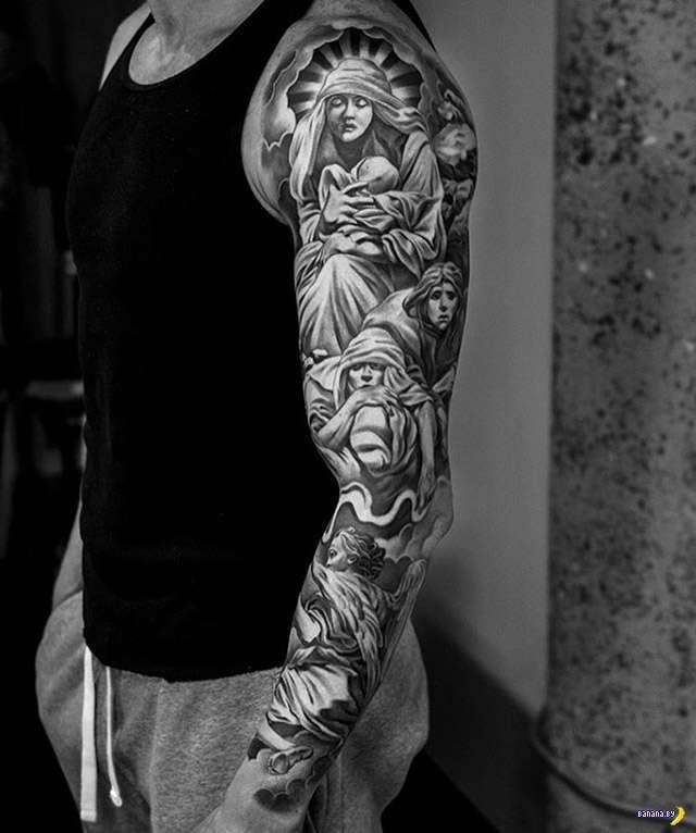 Татуировки на зависть - 76 - Noah Minuskin