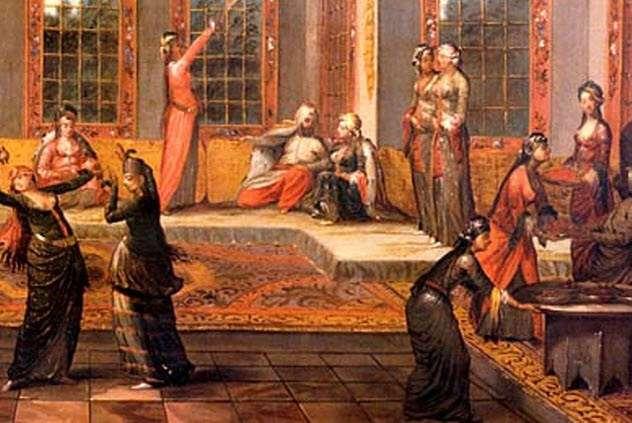 Темные тайны Османской империи