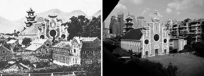 Тогда и сейчас: как изменился Китай за 100 лет