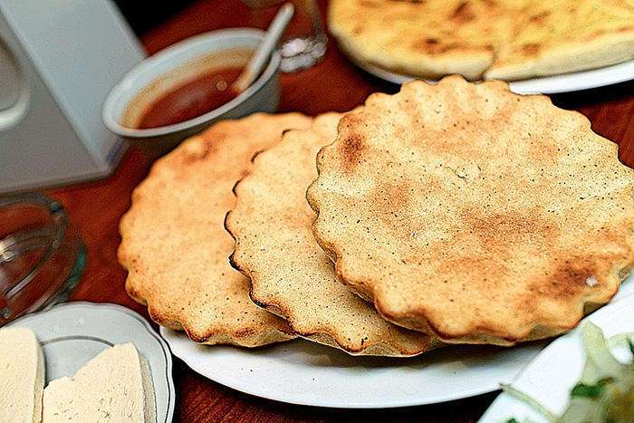 Топ-9 национальной грузинской кухни
