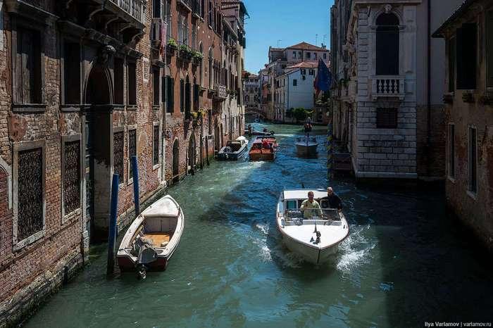 Транспорт в Венеции