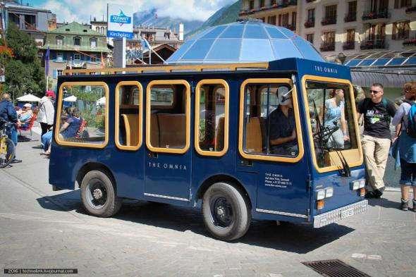 Церматт – город без автомобилей