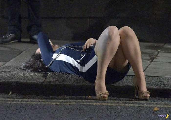 Убитые синей пулей на Банковских каникулах