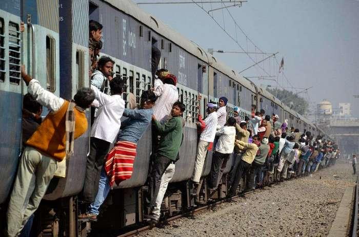«Удавитесь» — главный принцип индийских железных дорог