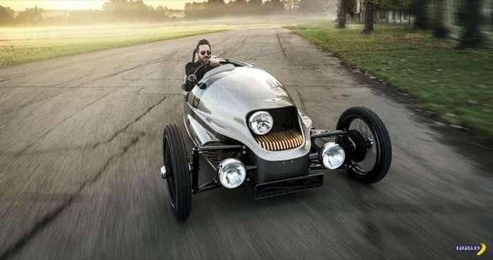 Умереть от зависти - Morgan EV3 UK Edition 1909