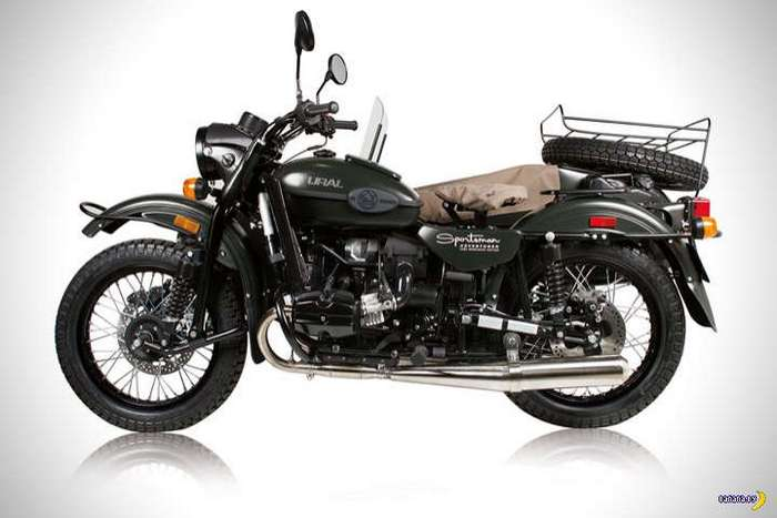 Ural's Sportsman Camp Wandawega Edition
