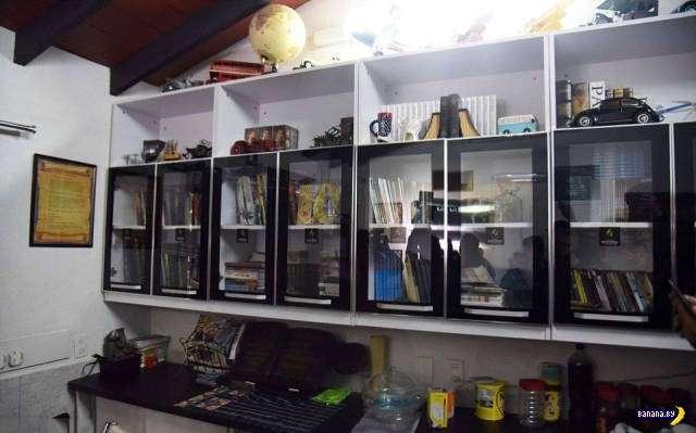 Условия отсидки бразильского наркобарона