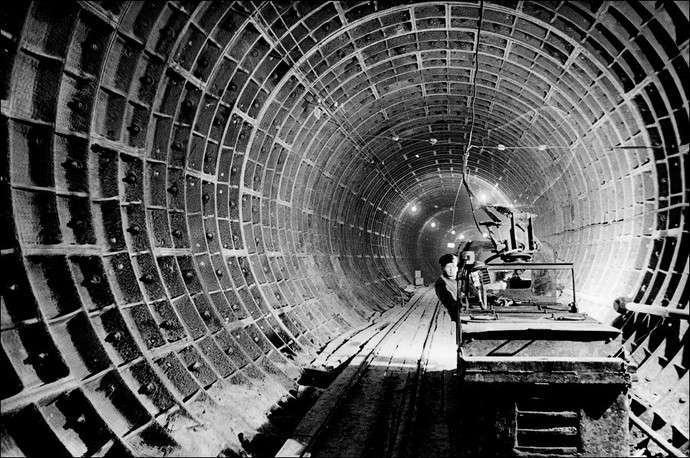 Великий размыв: как в 1970-е годы едва не затопило ленинградский метрополитен