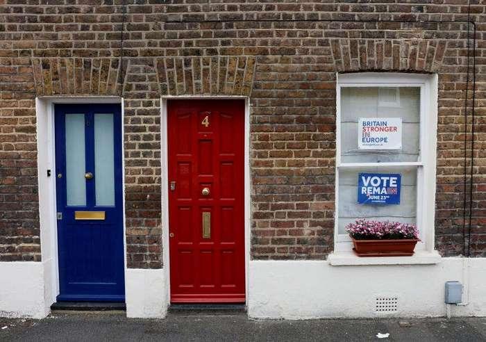 Великобритания проголосовала за выход из ЕС