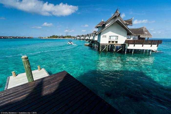 Вилла на Мальдивах, где живут российские светские львицы