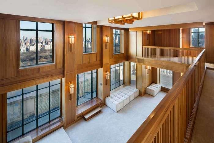 Внутри элегантного пентхауса Деми Мур стоимостью 75 млн. долларов