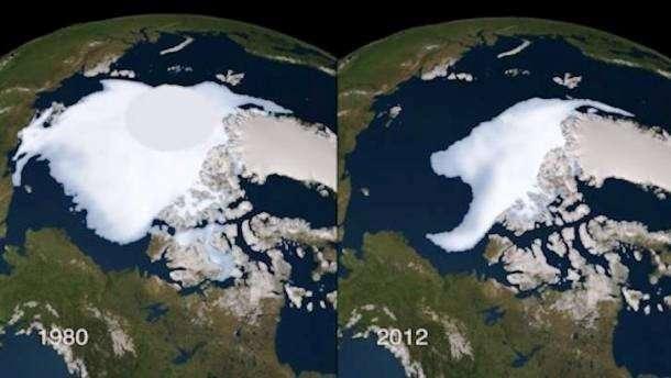 Впечатляющие фотографии «до и после», демонстрирующие изменения окружающей среды