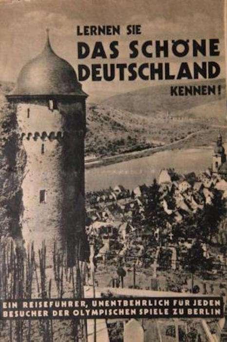 Замаскированные антифашистские буклеты, изданные в нацистской Германии