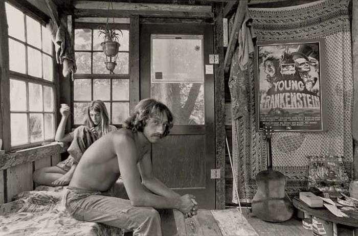 Затерянный рай: лагерь хиппи на Гавайях