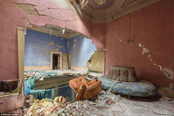 Здесь спит время: красота развалин в объективе французского фотографа Ромэна Вейона