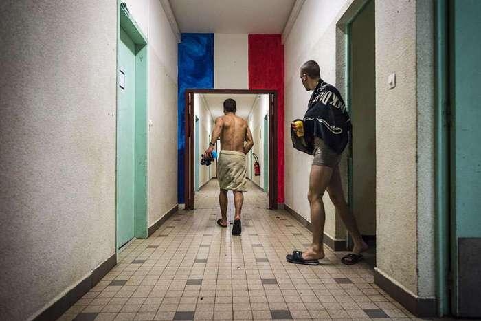 Здравствуй, оружие: один день из жизни французского новобранца
