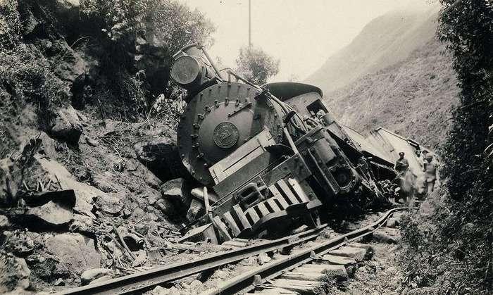 Железная дорога «Нос Дьявола»