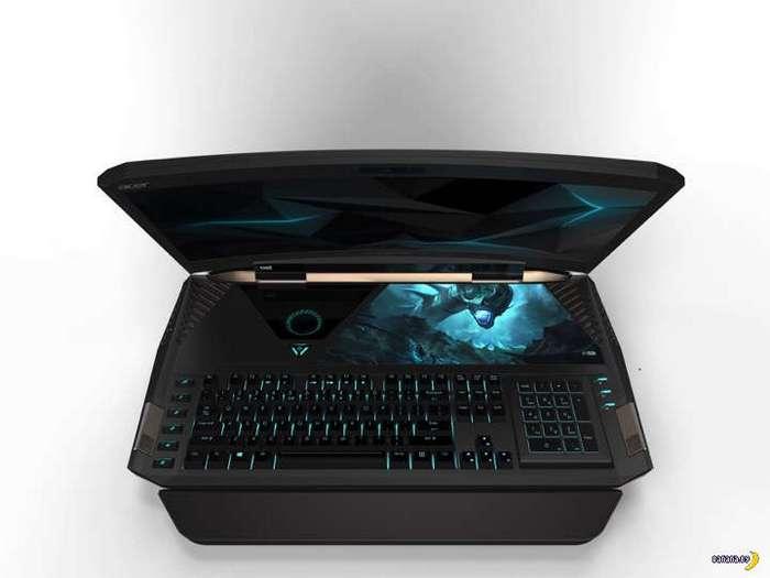 Жиробас Acer Predator 21 X