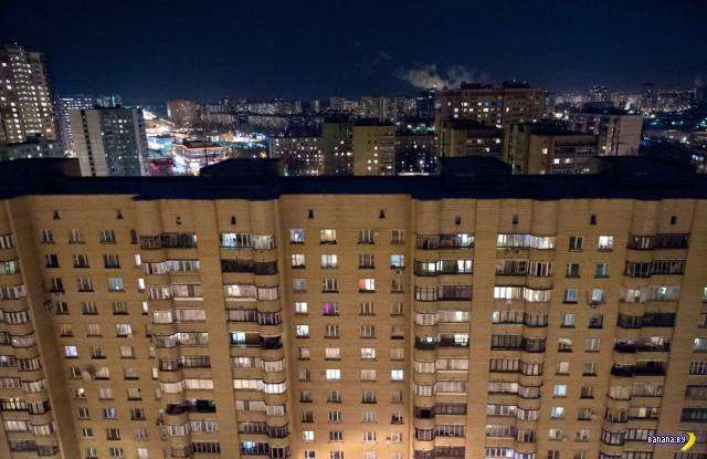 Жизнь в российской общаге