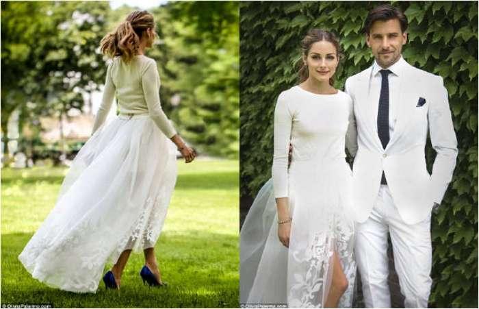 Звездные невесты в день их свадьбы