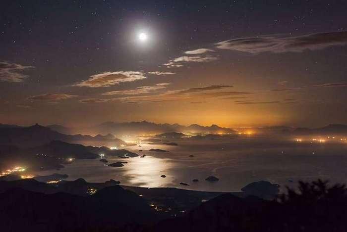 Лучшие снимки с конкурса астрономической фотографии