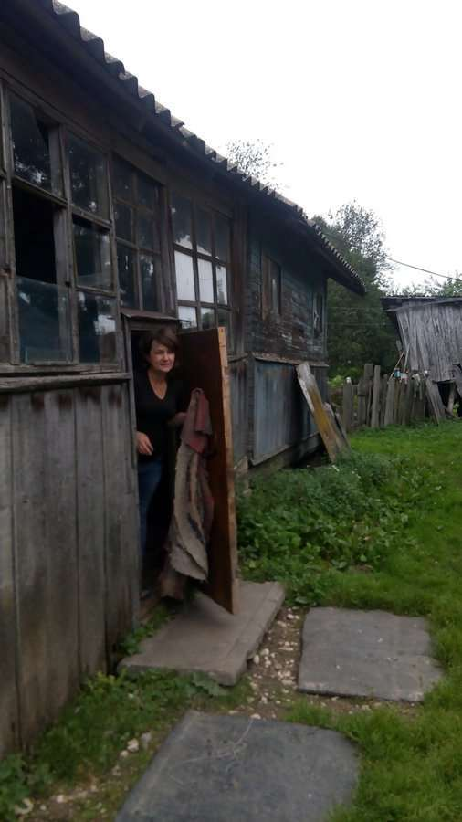 Поездка в деревню, где замерло время