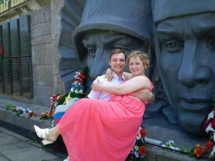 23-летний сибиряк женился на 38-летней матери 11-ти детей